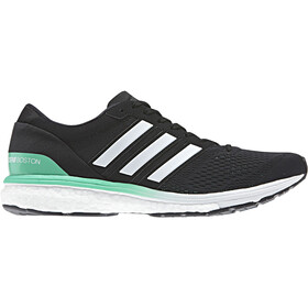 adidas AdiZero Boston 6 Shoes Women core black/ftwr white/hiregr